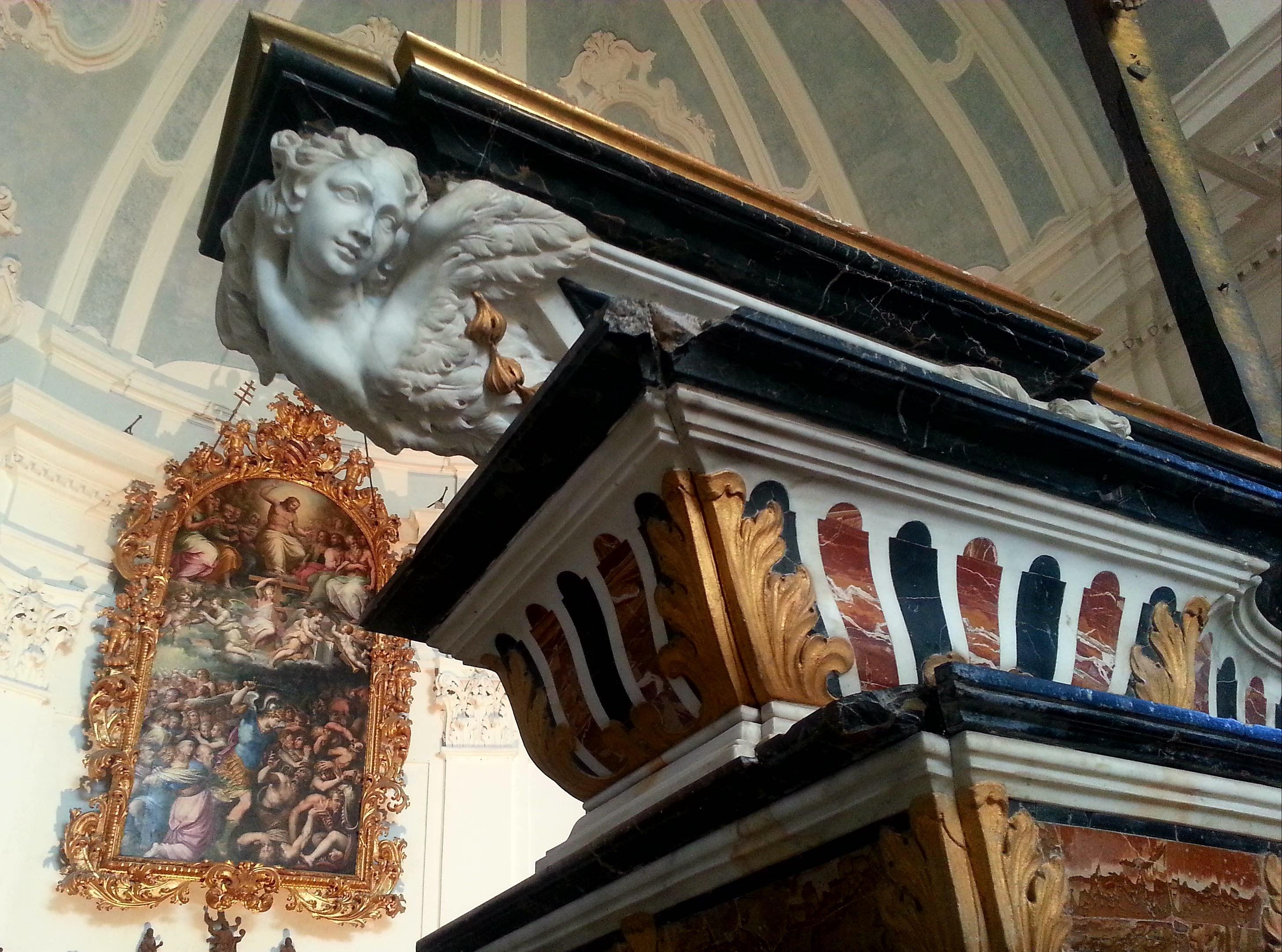 Il complesso monumentale di Santa Croce a Bosco Marengo
