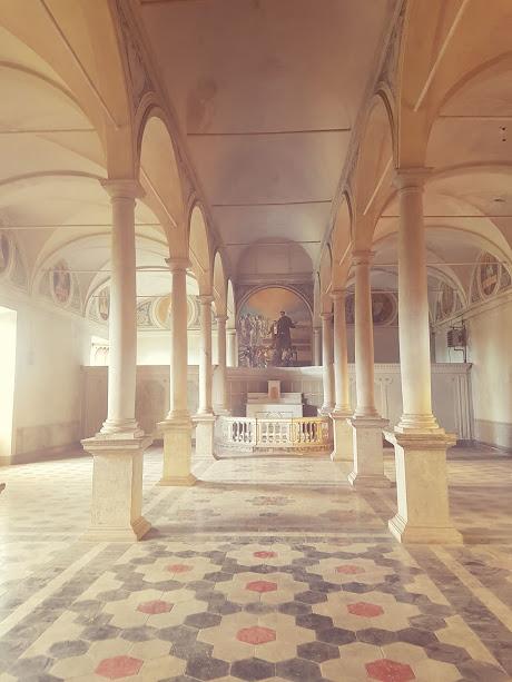 La Biblioteca del Complesso Monumentale di Santa Croce - Bosco Marengo