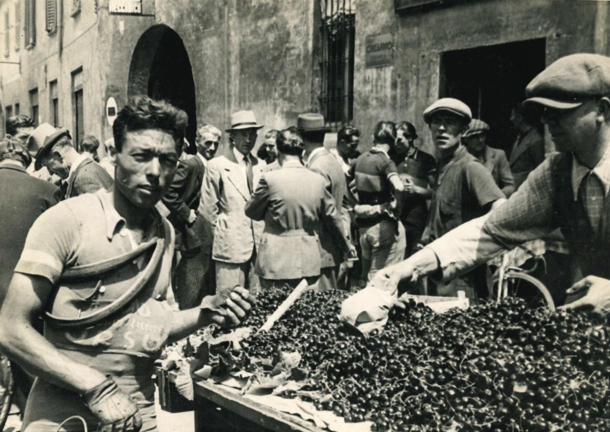 """Claudio Gregori racconta la """"Maglia Nera"""" Luigi Malabrocca"""