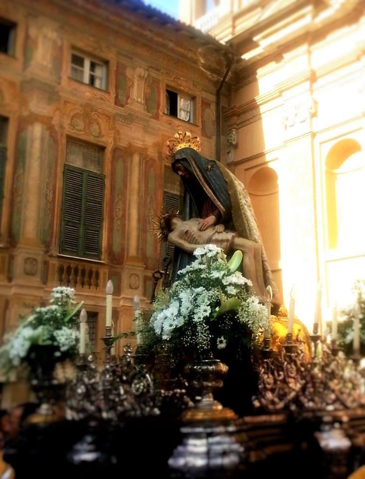 Novi Ligure: Madonna della Lacrimosa