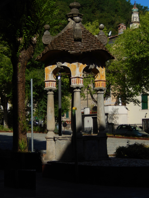 Pozzo Barocco Arquata Scrivia