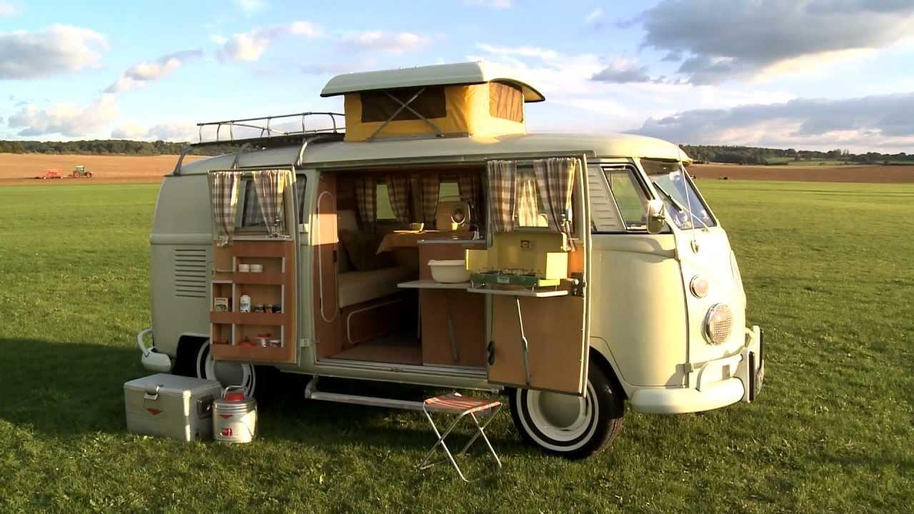 Aree camper