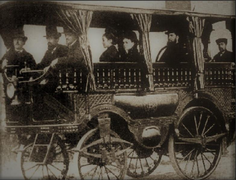 Voltaggio scoprì il car sharing già nel XIX secolo