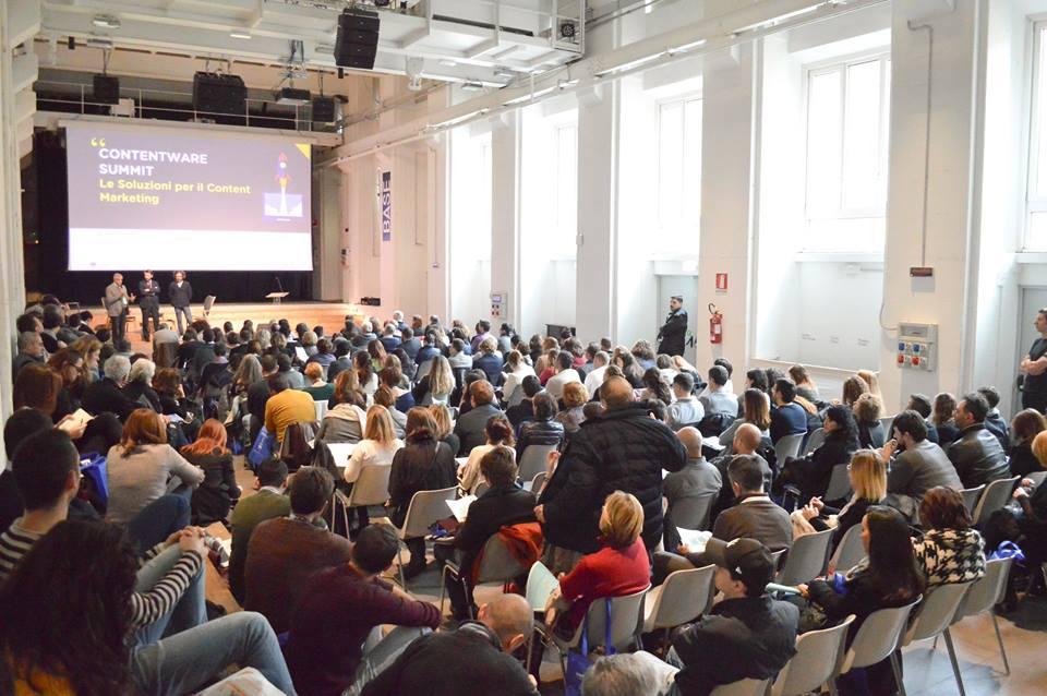 Appuntamento a Milano per il Contentware Summit 2018
