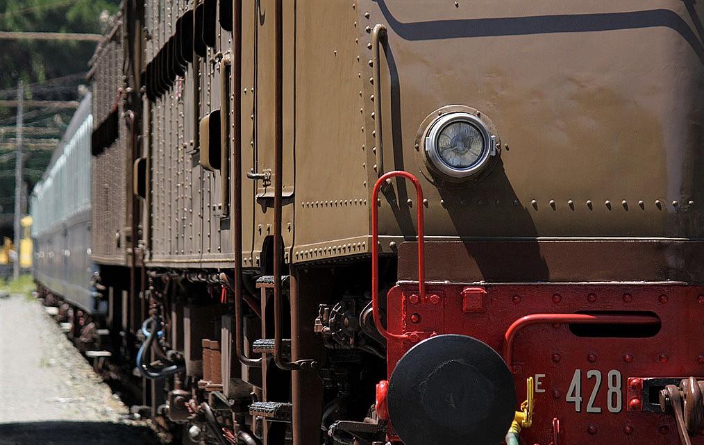 Il fascino di viaggiare sui treni storici