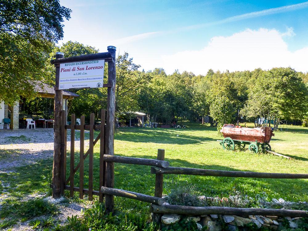 Destinazione Piani di San Lorenzo in occasione della Giornata del Camminare