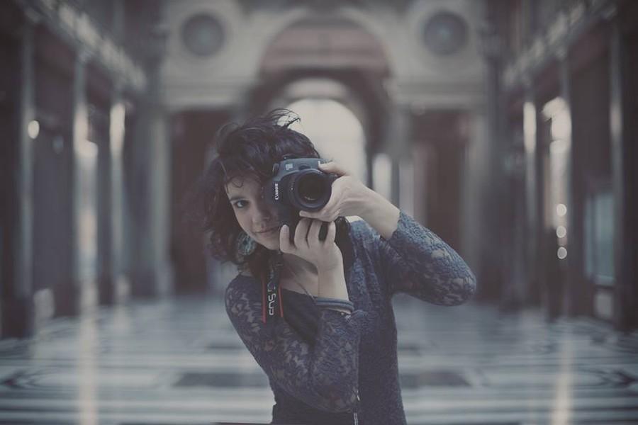 Lucia Mondini, nella top five dei fotografi italiani piu' famosi e alternativi si racconta a Pasturana