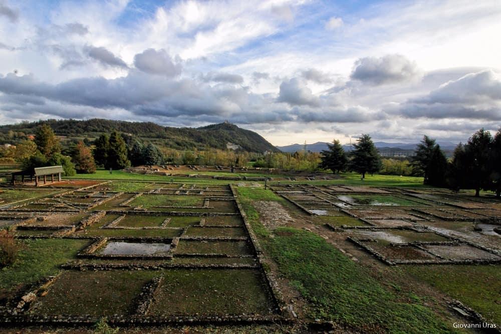 Quando visitare l'area archeologica di Libarna