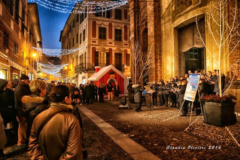 Novi Ligure: una notte all'insegna delle atmosfere di Natale