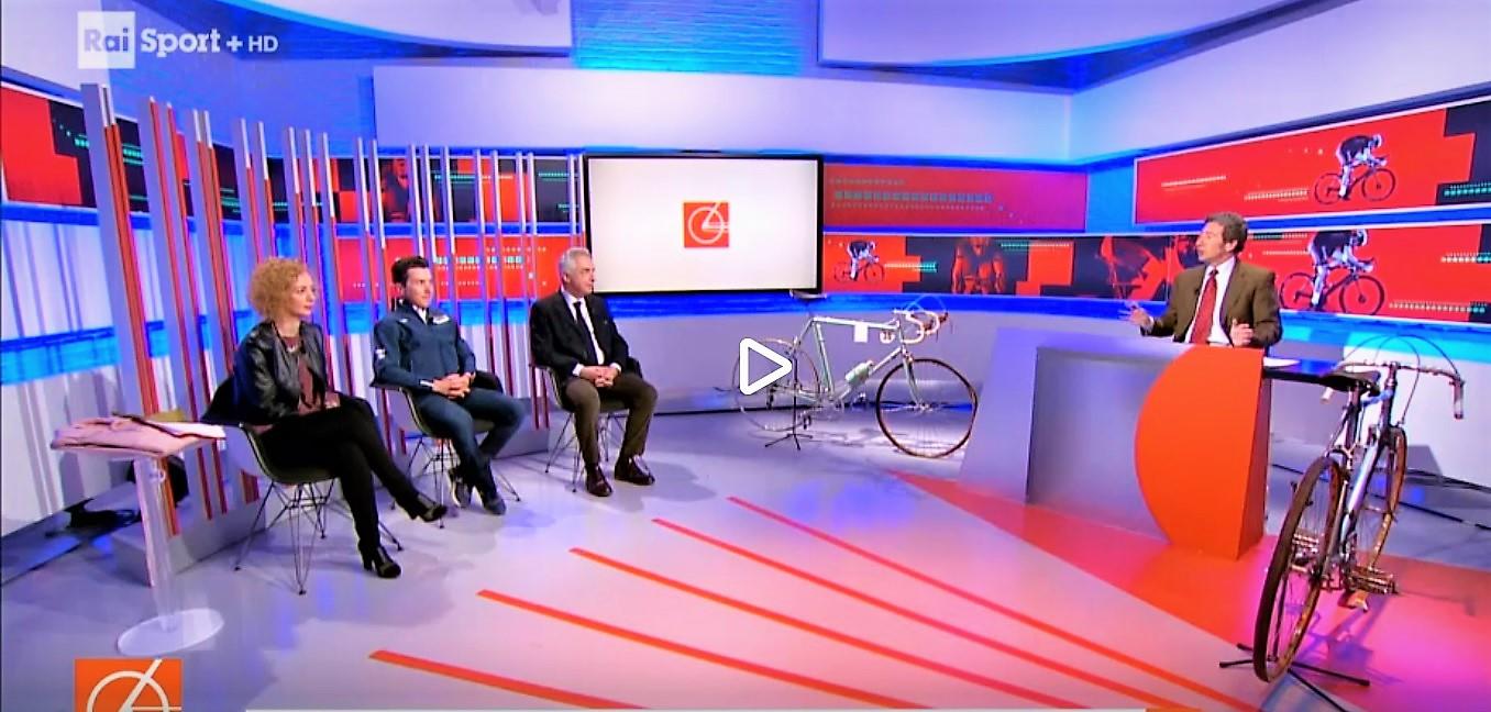 In TV su Raisport alla scoperta del Museo dei Campionissimi