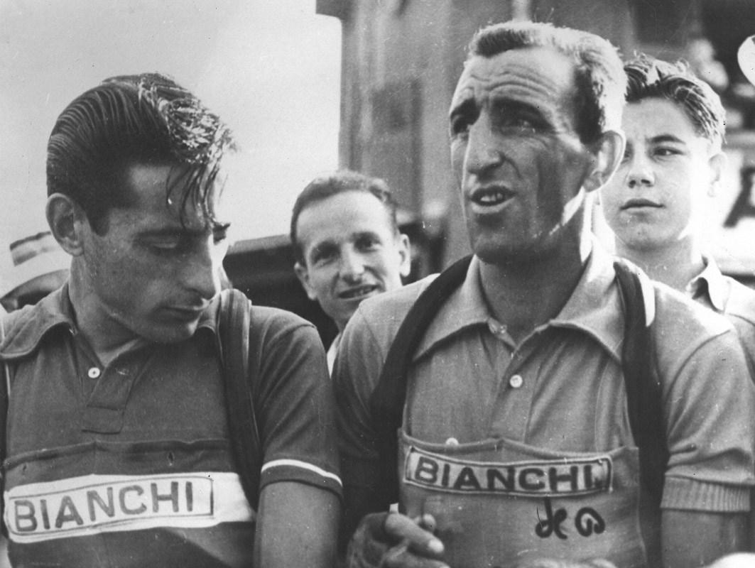 """Sandrino Carrea: uno degli """"angeli di Fausto Coppi"""""""