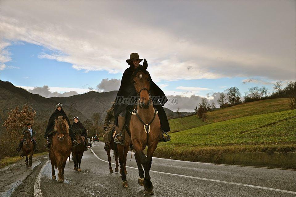 Val Borbera: Festa di Sant'Antonio Abate