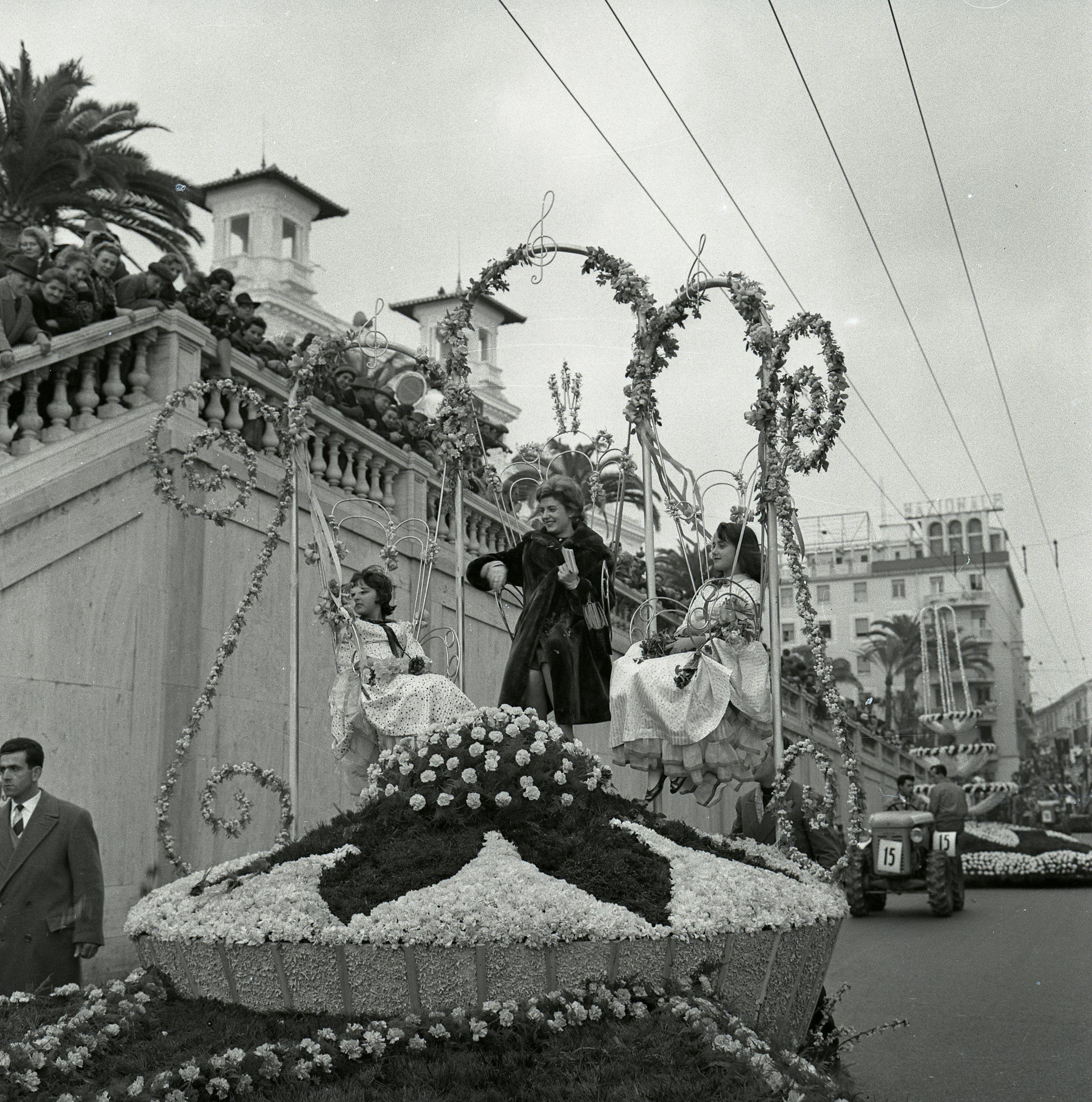 Sanremo Story: le storie e gli scatti in bianco e nero