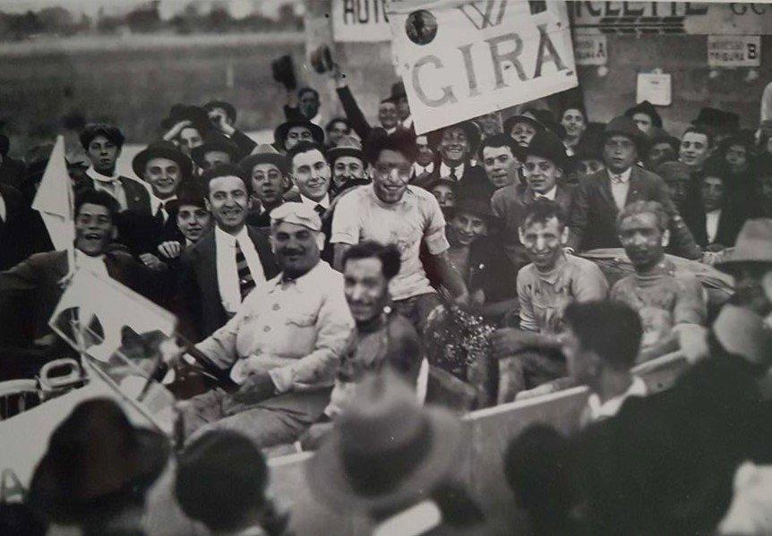 Viva Girardengo - l'omino di Novi Ligure