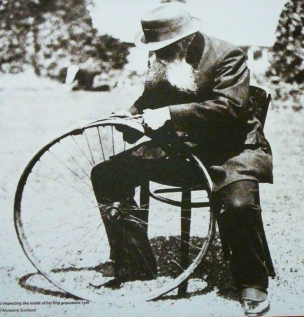 Il triciclo di Dunlop