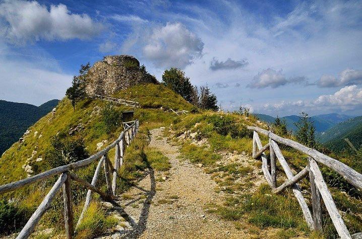 Il Parco Naturale dell'Alta Val Borbera