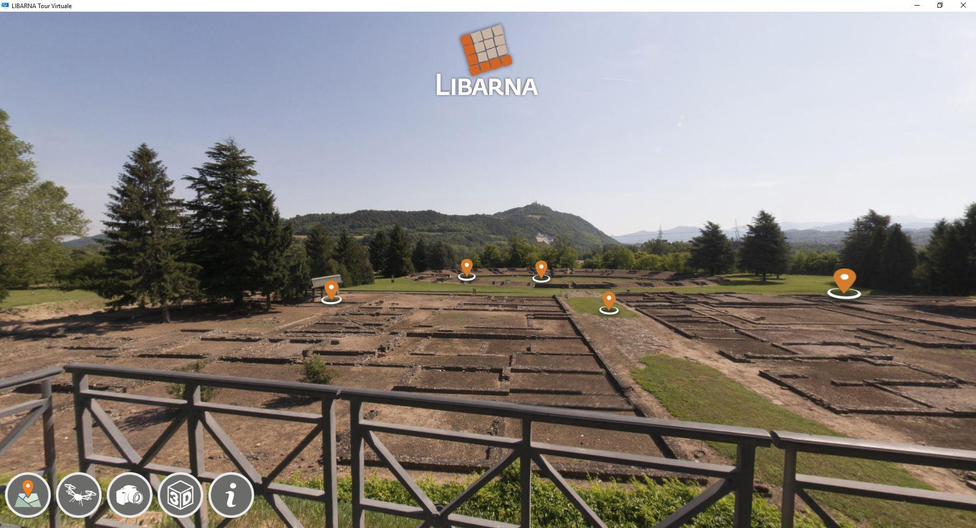 Libarna: Tour virtuale nella città romana