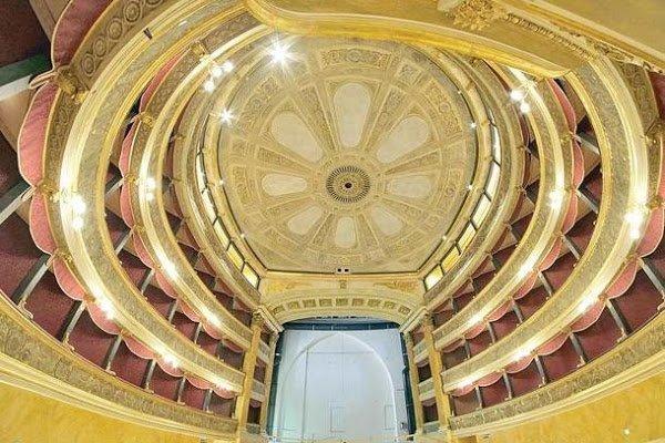 Visite guidate al Teatro Romualdo Marenco