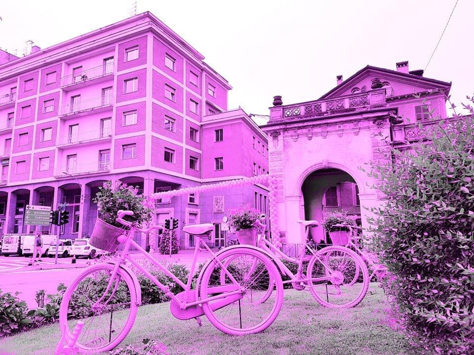 Il Giro d'Italia arriva a Novi Ligure. Scopri il programma