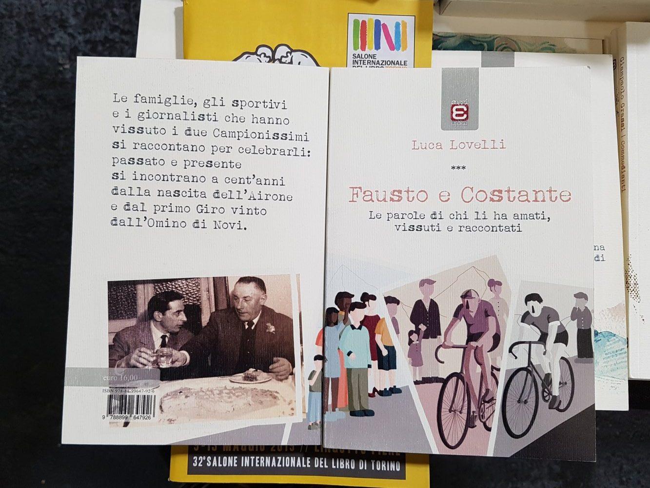 """""""Fausto e Costante"""" dal Salone del Libro al Museo dei Campionissimi"""