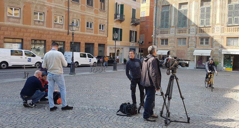 La terra dei Campionissimi in TV con il Giro d'Italia