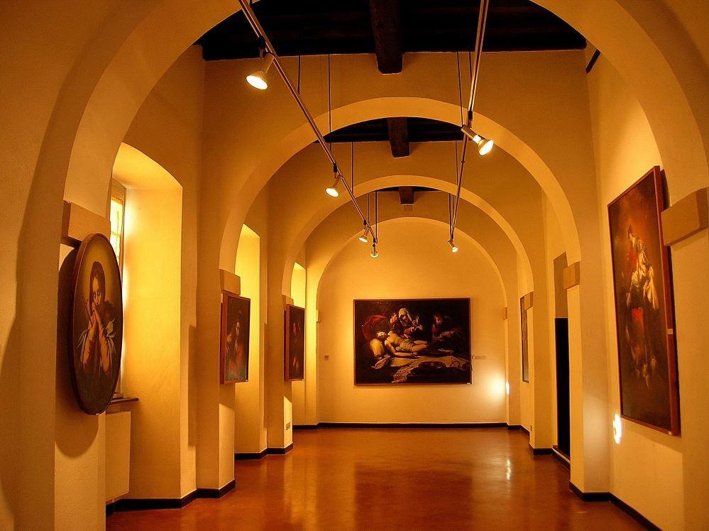 Il Festival Echos fa tappa alla Pinacoteca di Voltaggio