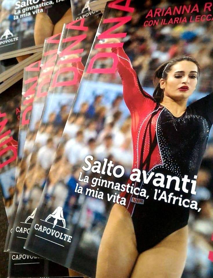 """""""Salto avanti"""" il libro di Arianna Rocca, edito daCapovolte"""