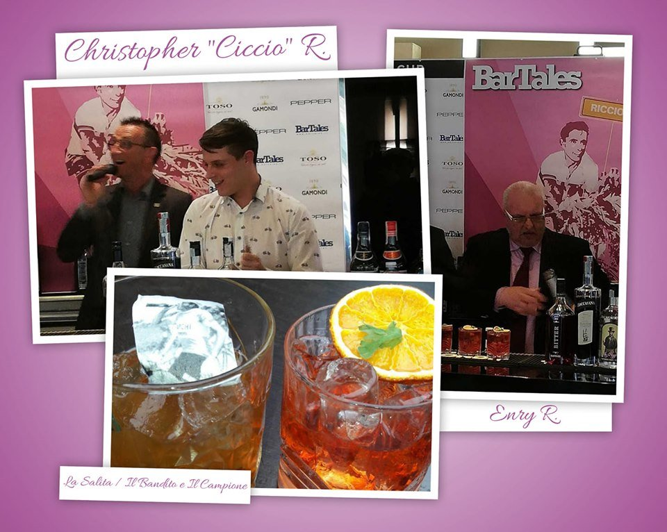 I cocktail omaggiano i Campionissimi