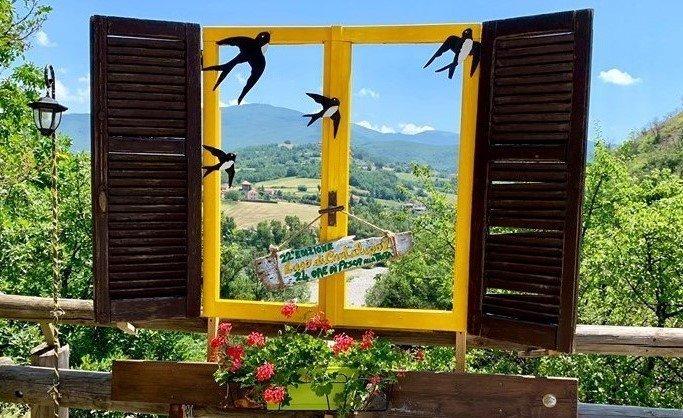 La finestra sul belvedere della Val Borbera!