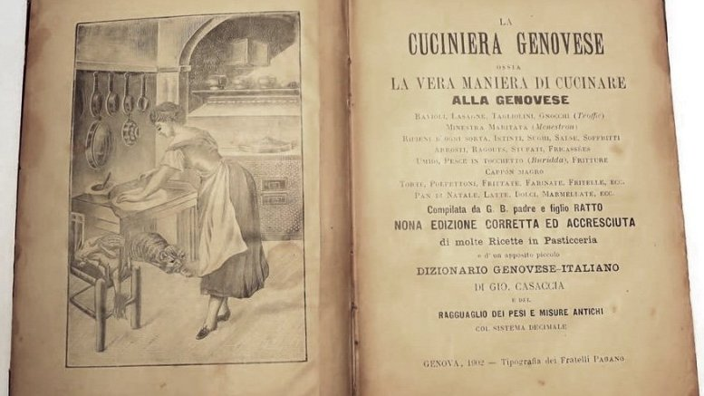 Intrecci gastronomici tra la cucina genovese e quella del Basso Piemonte