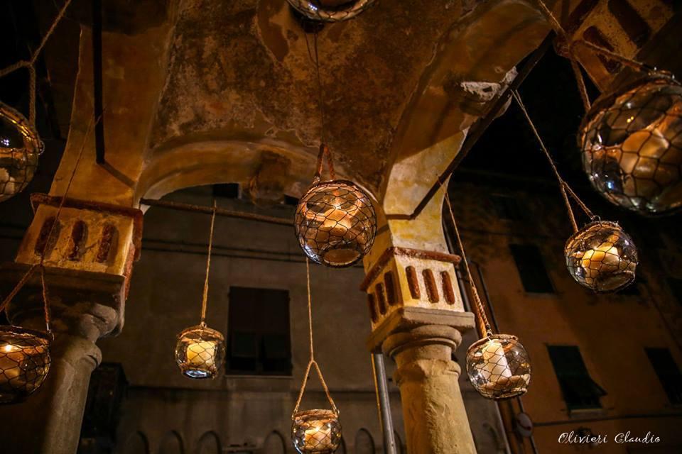 Arquata Scrivia: la notte delle candele