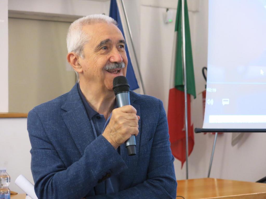 Il Presidente del Distretto del Novese Il Sindaco del Comune di Novi Ligure Gian Paolo Cabella