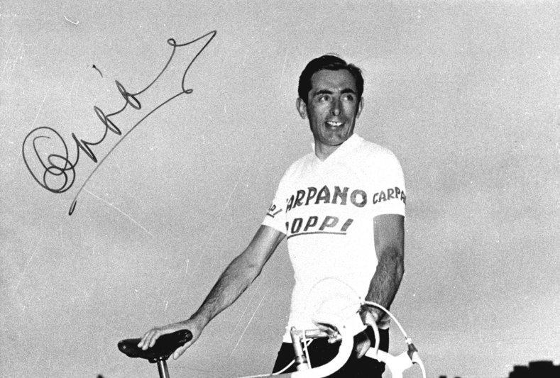 L'Italia celebra i 100 anni del Campionissimo: Fausto Coppi