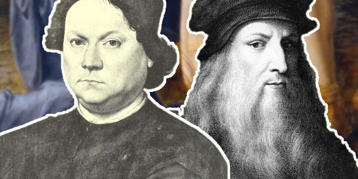 Il Giovane Leonardo a bottega dal Verrocchio