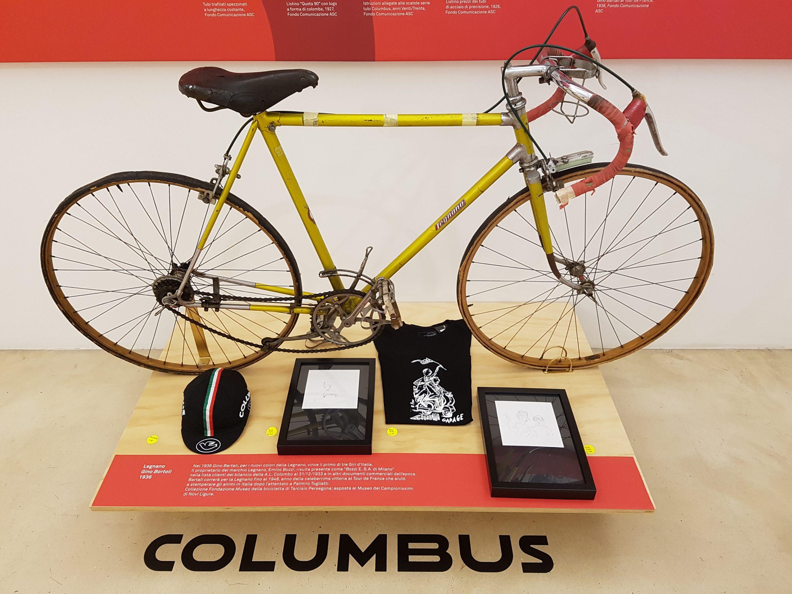 Anima d'acciaio. Columbus e il design della bicicletta
