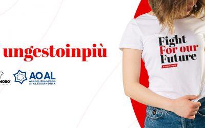 #ungestoinpiù per sostenere l'Ospedale di Alessandria