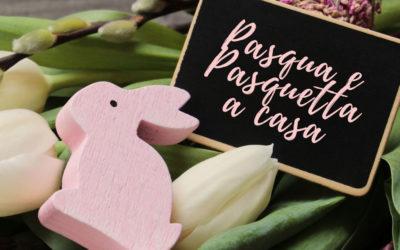 Pasqua e Pasquetta a casa. Speciale menu' per asporto e delivery