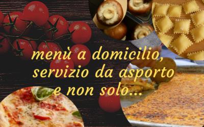 La ristorazione (at) home