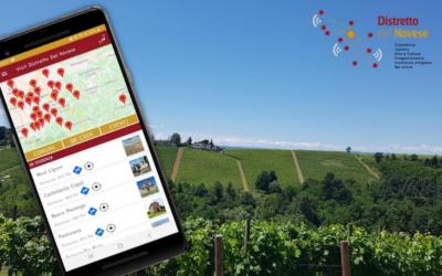 Visit Distretto del Novese: l'App per scoprire il Basso Piemonte