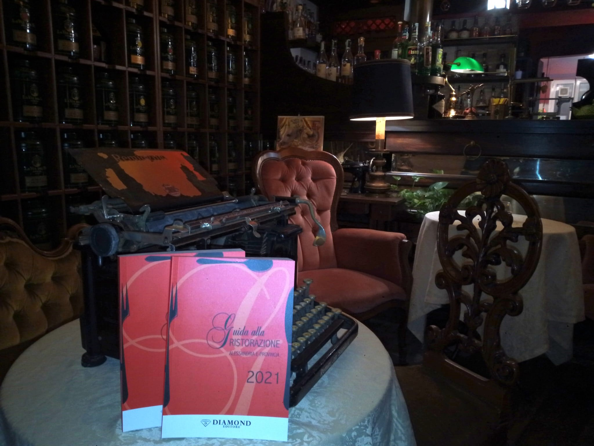Guida alla Ristorazione Alessandria e provincia 2021- Dorian Gray Restaurant Bistrot