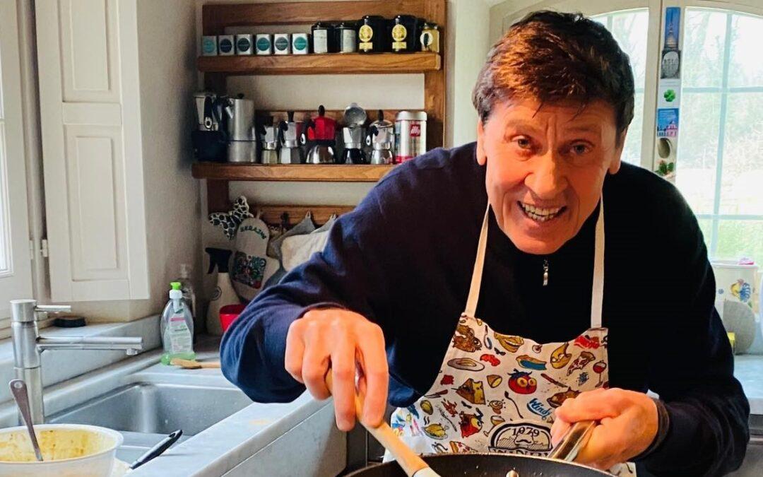 Caro Gianni ecco la ricetta della farinata!