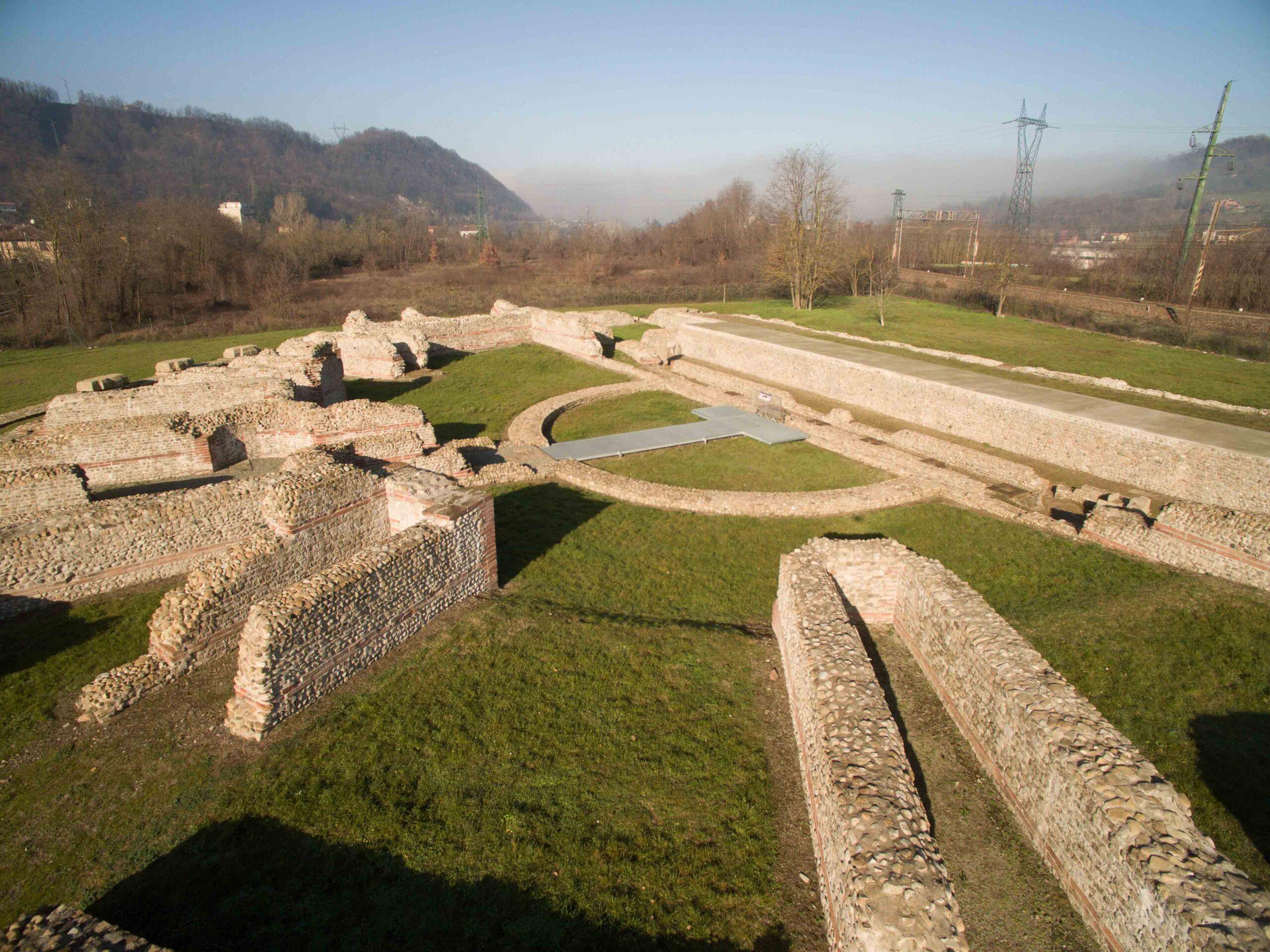 libarna area archeologica