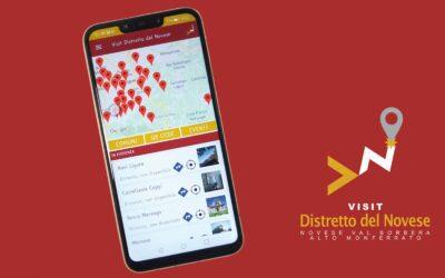 Premio Innovazione 2020 sul podio di Anci Piemonte il progetto Visit Distretto del Novese